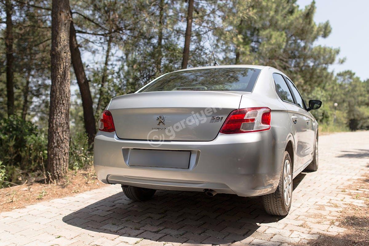 Peugeot 301 Kartal Kiralık Araç 4. Fotoğraf