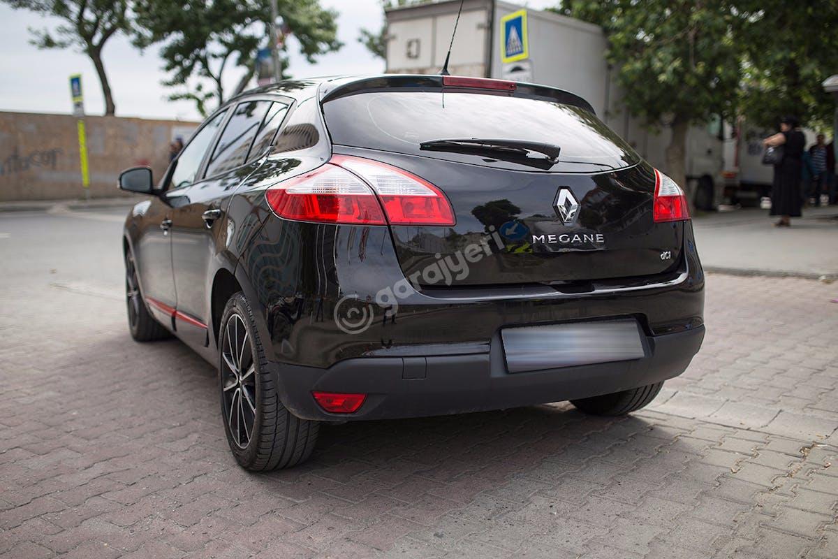 Renault Megane Şişli Kiralık Araç 4. Fotoğraf