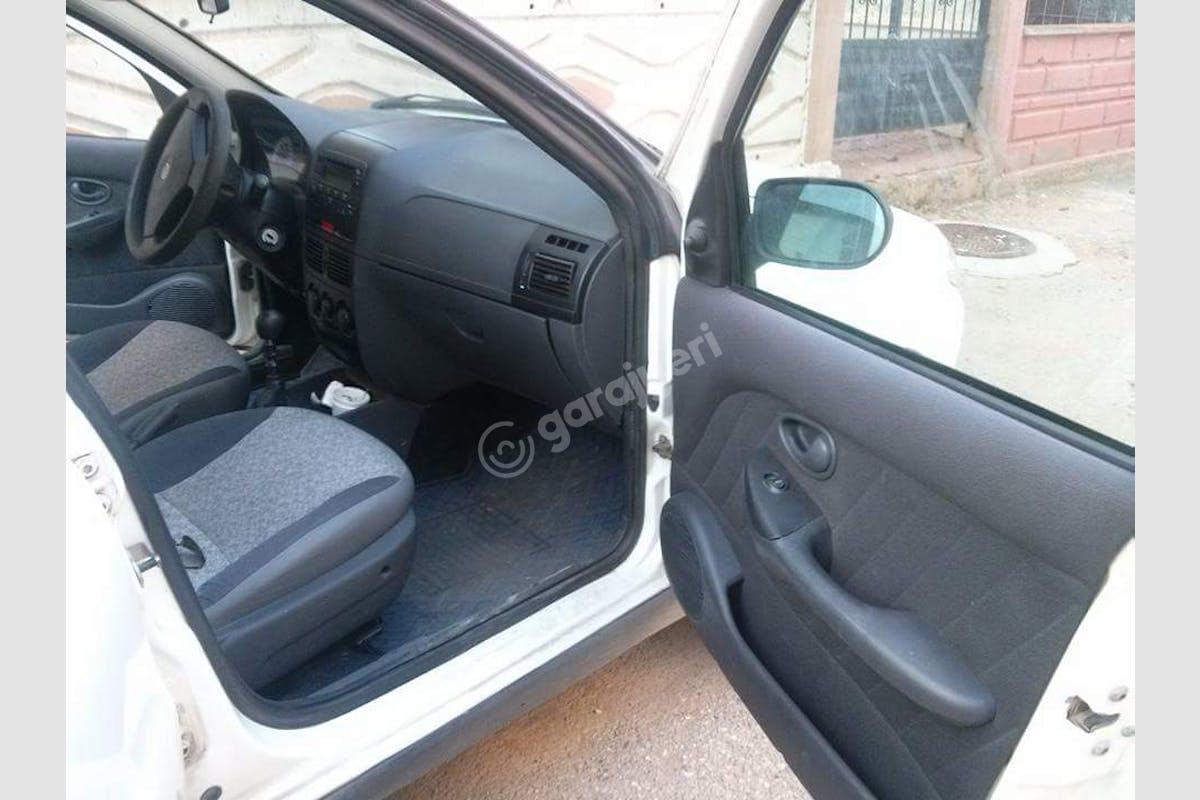 Fiat Albea Kemer Kiralık Araç 3. Fotoğraf