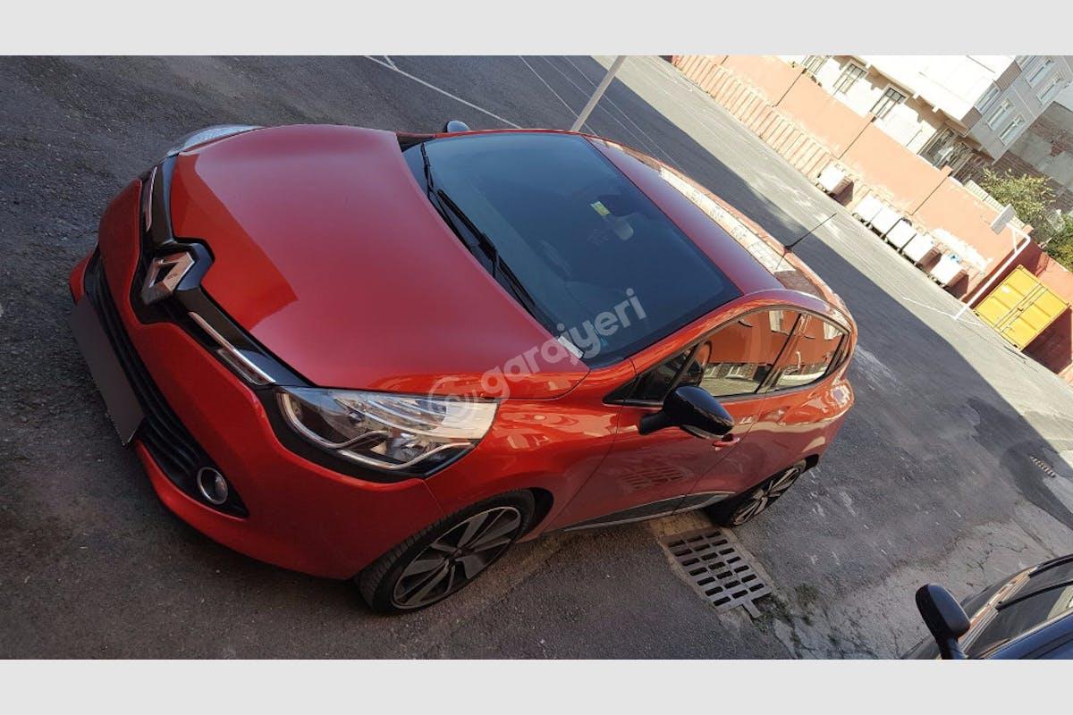 Renault Clio Esenyurt Kiralık Araç 4. Fotoğraf