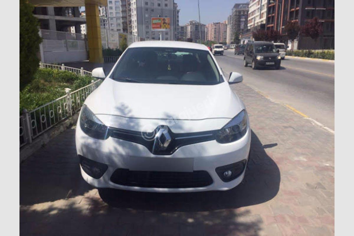 Renault Fluence Beylikdüzü Kiralık Araç 1. Fotoğraf