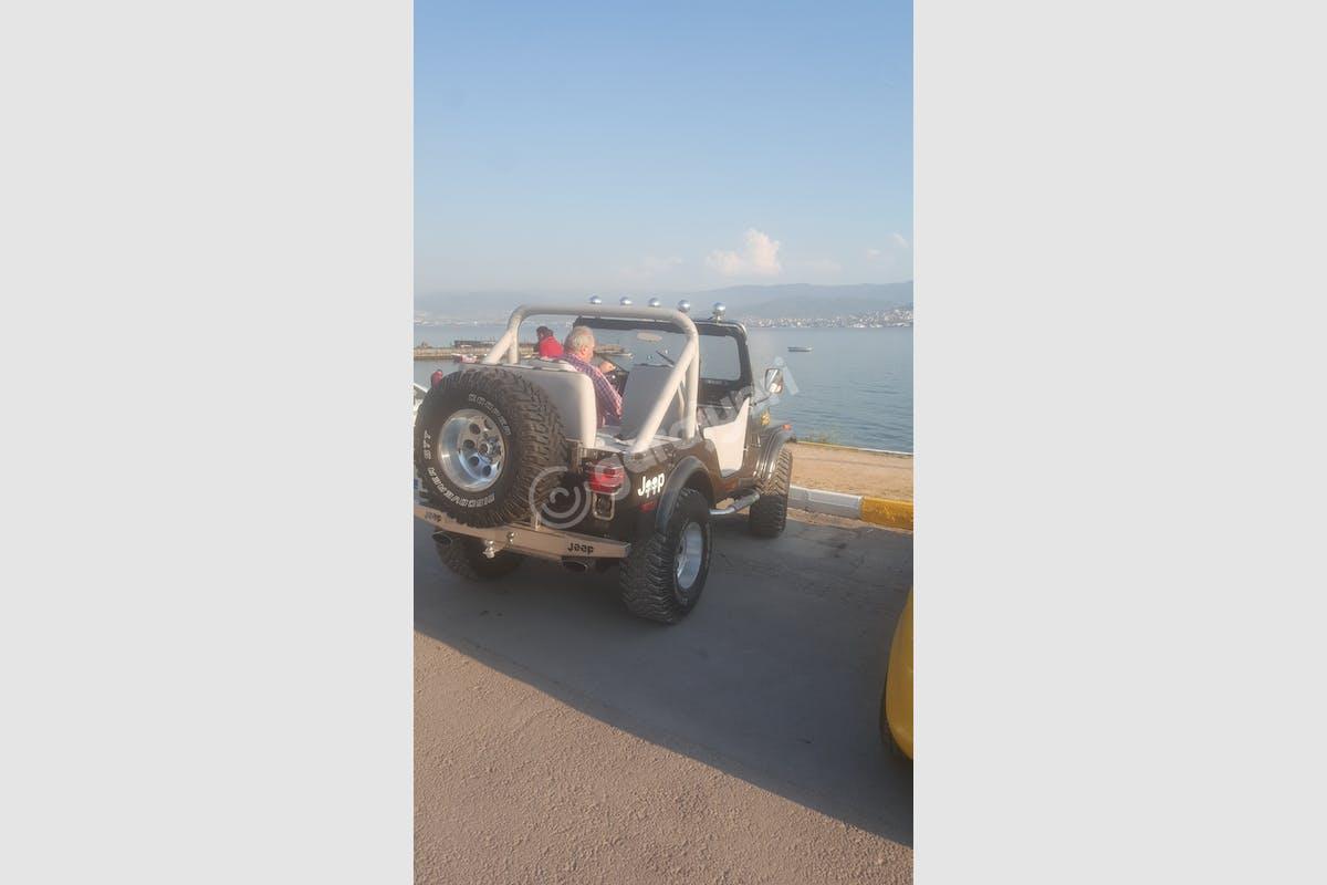 Jeep Grand Cherokee Körfez Kiralık Araç 3. Fotoğraf