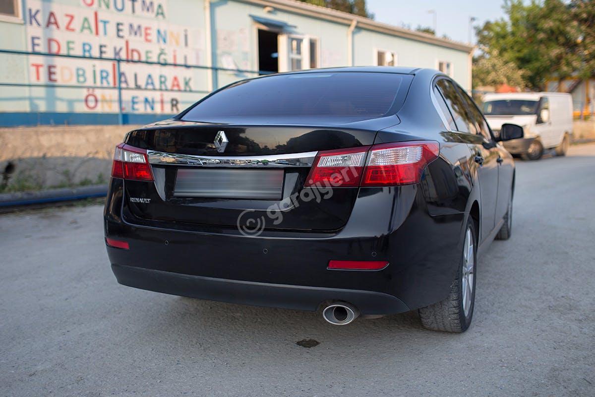 Renault Latitude Kadıköy Kiralık Araç 6. Fotoğraf