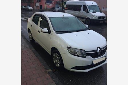 Kiralık Renault Symbol 2013 , İstanbul Bağcılar