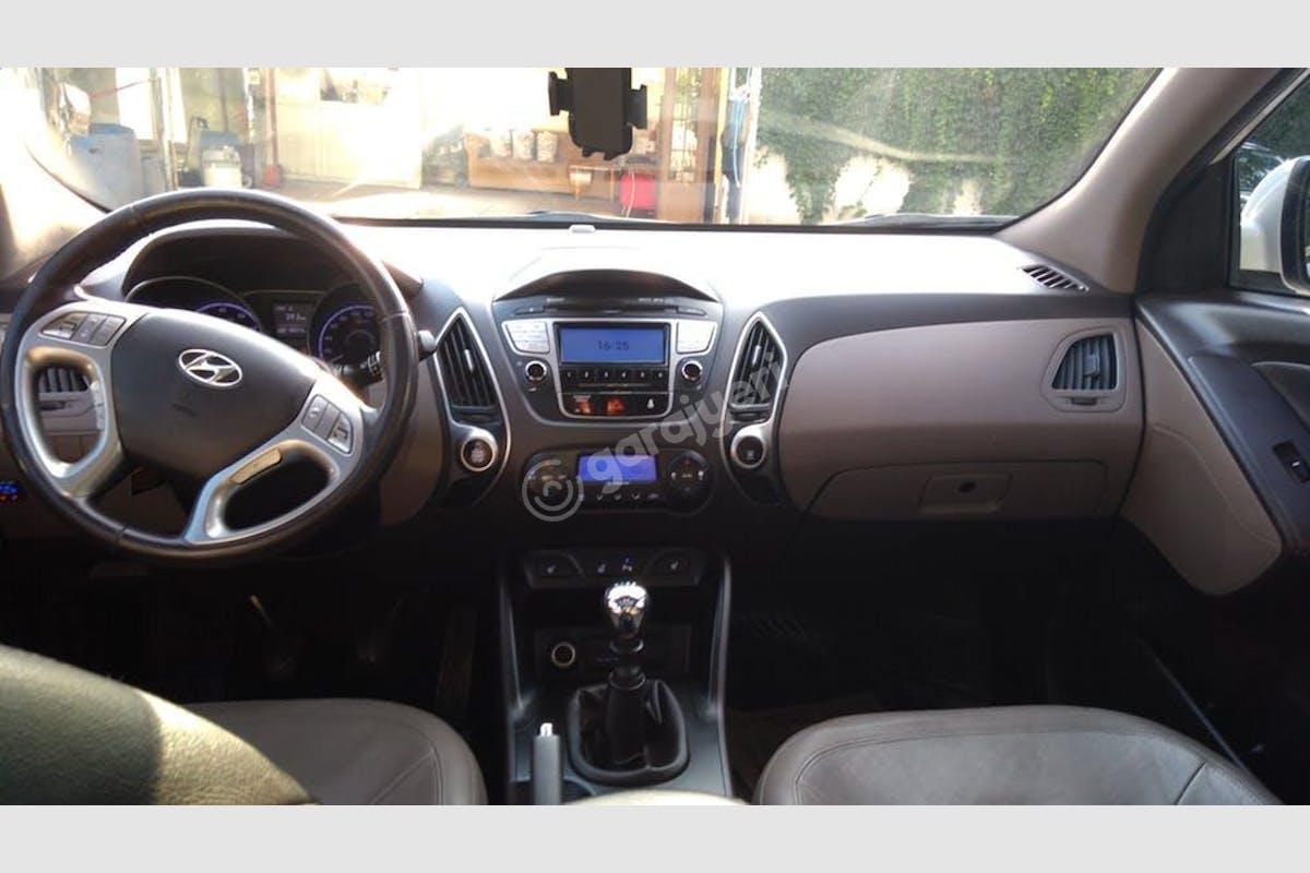 Hyundai ix35 Bahçelievler Kiralık Araç 3. Fotoğraf