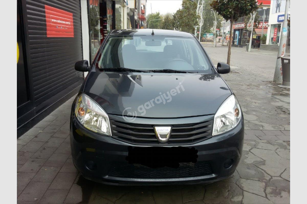 Dacia Sandero Adapazarı Kiralık Araç 1. Fotoğraf