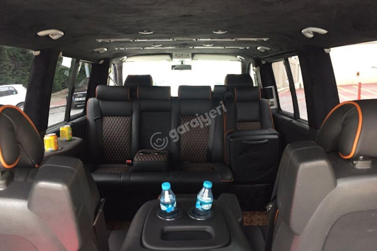 Volkswagen Caravelle Bakırköy Kiralık Araç 2. Fotoğraf