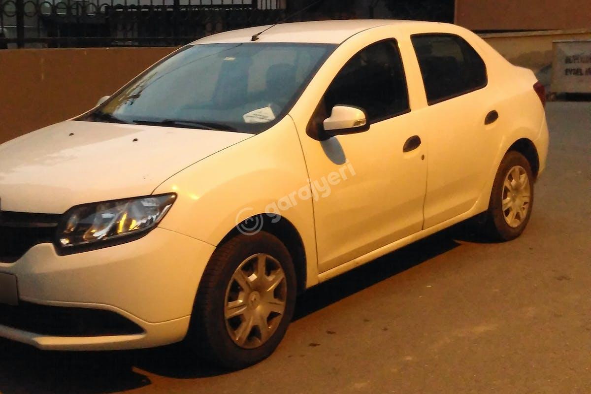 Renault Symbol Maltepe Kiralık Araç 1. Fotoğraf