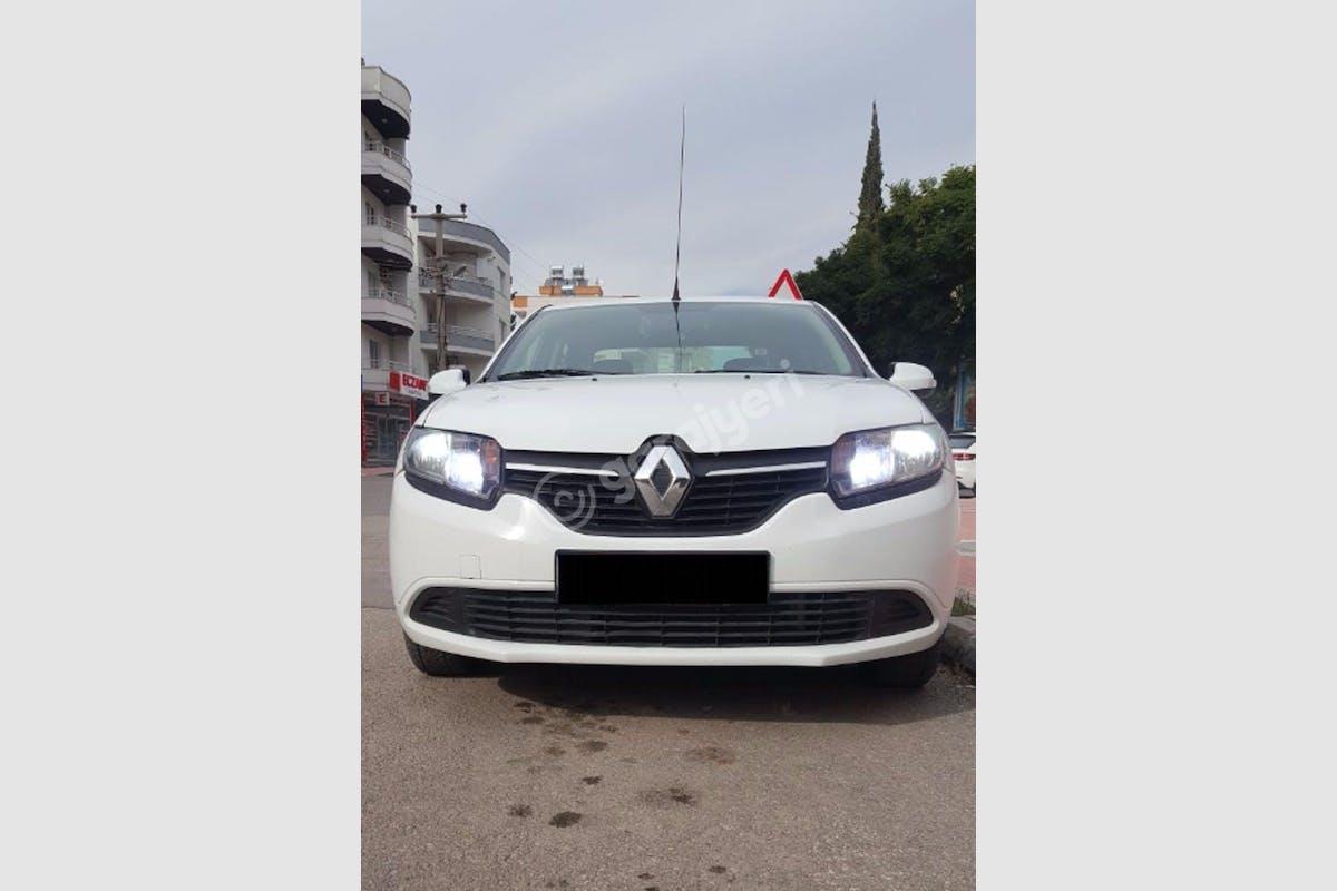 Renault Symbol Mezitli Kiralık Araç 1. Fotoğraf