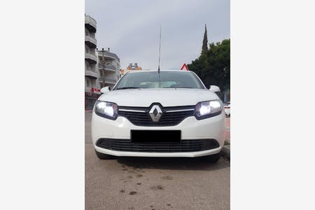 Kiralık Renault Symbol 2013 , Mersin Mezitli