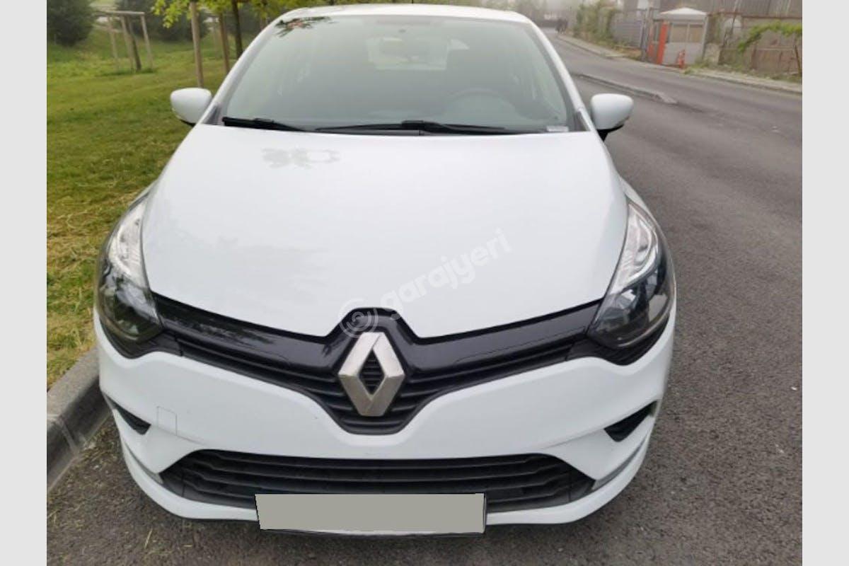 Renault Clio Maltepe Kiralık Araç 2. Fotoğraf