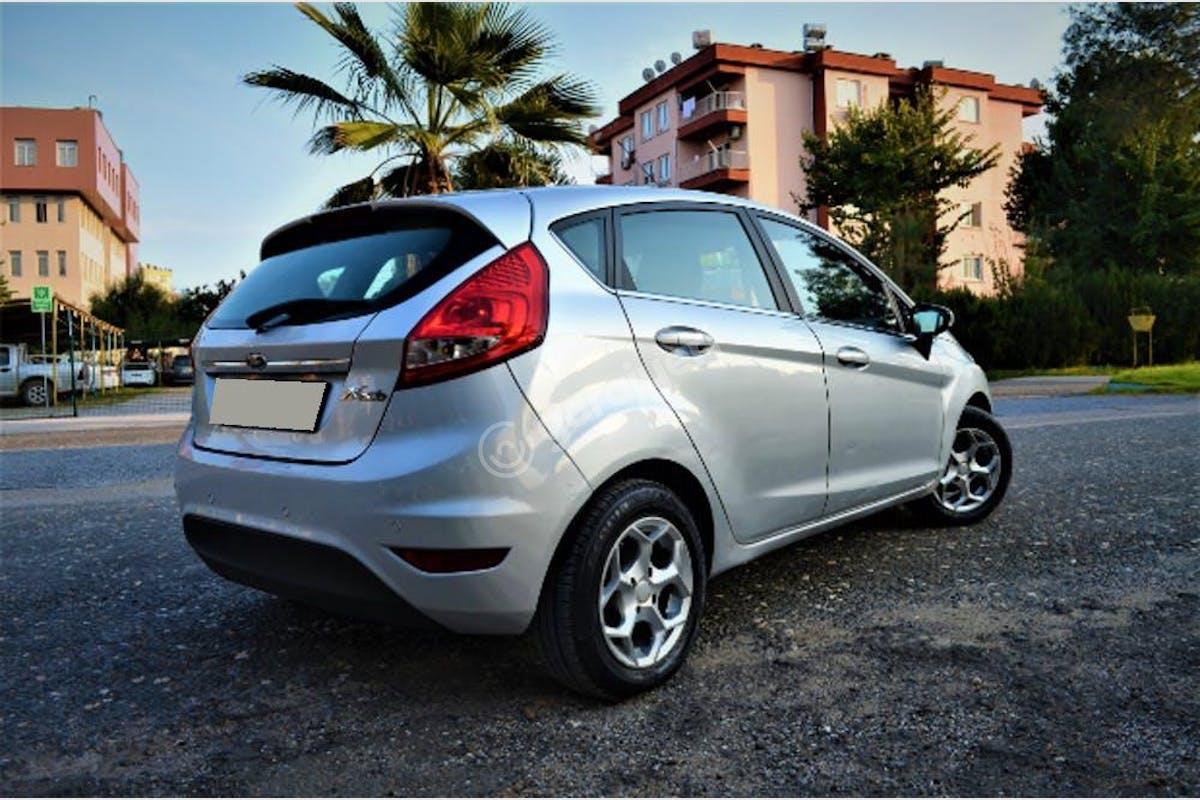 Ford Fiesta Mut Kiralık Araç 3. Fotoğraf