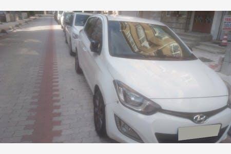 Kiralık Hyundai i20 2014 , İstanbul Bakırköy