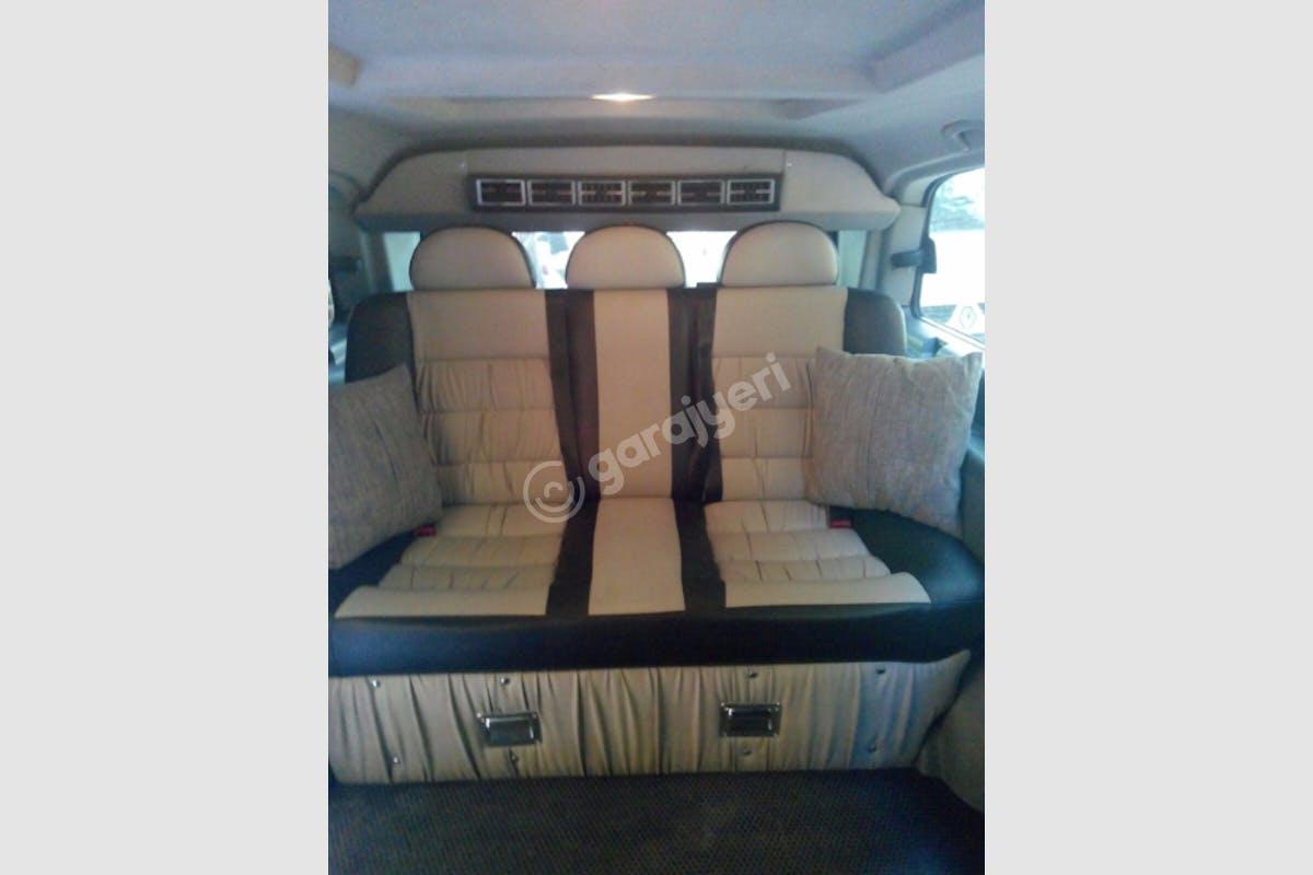 Mercedes - Benz Vito Zeytinburnu Kiralık Araç 6. Fotoğraf
