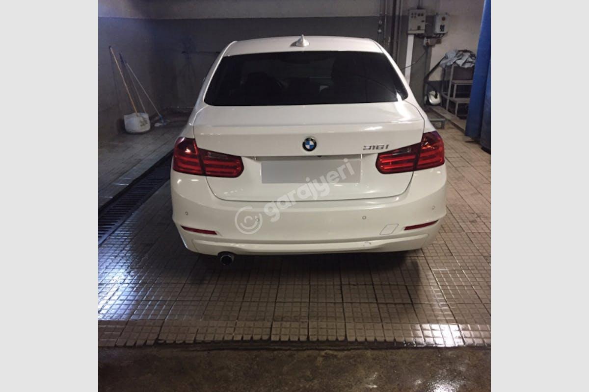BMW 3 Şişli Kiralık Araç 3. Fotoğraf