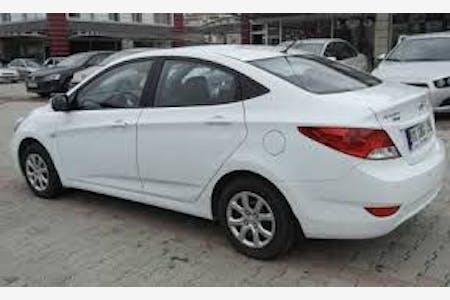 Hyundai Accent İstanbul Ümraniye Kiralık Araç