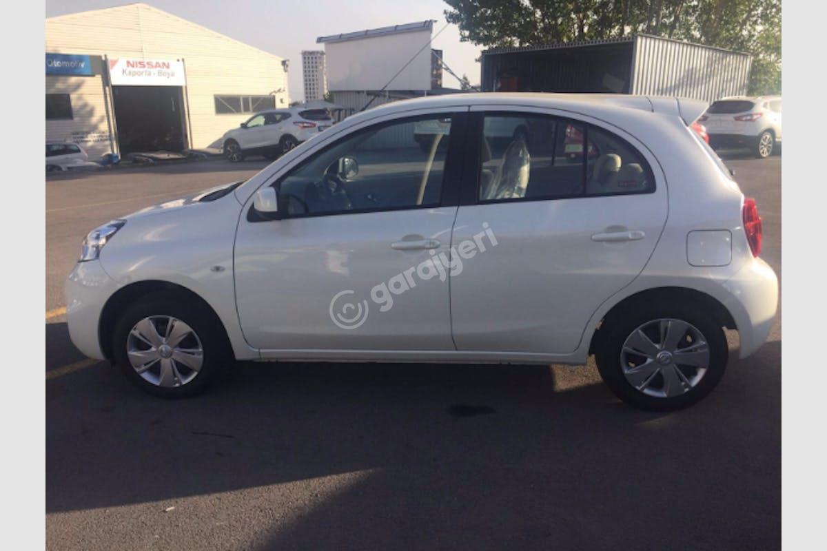 Nissan Micra Zeytinburnu Kiralık Araç 4. Fotoğraf