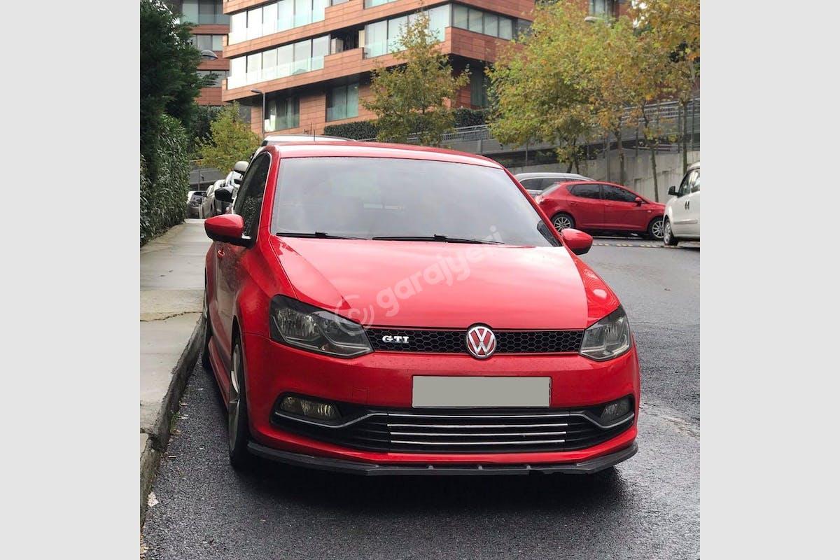 Volkswagen Polo Küçükçekmece Kiralık Araç 4. Fotoğraf