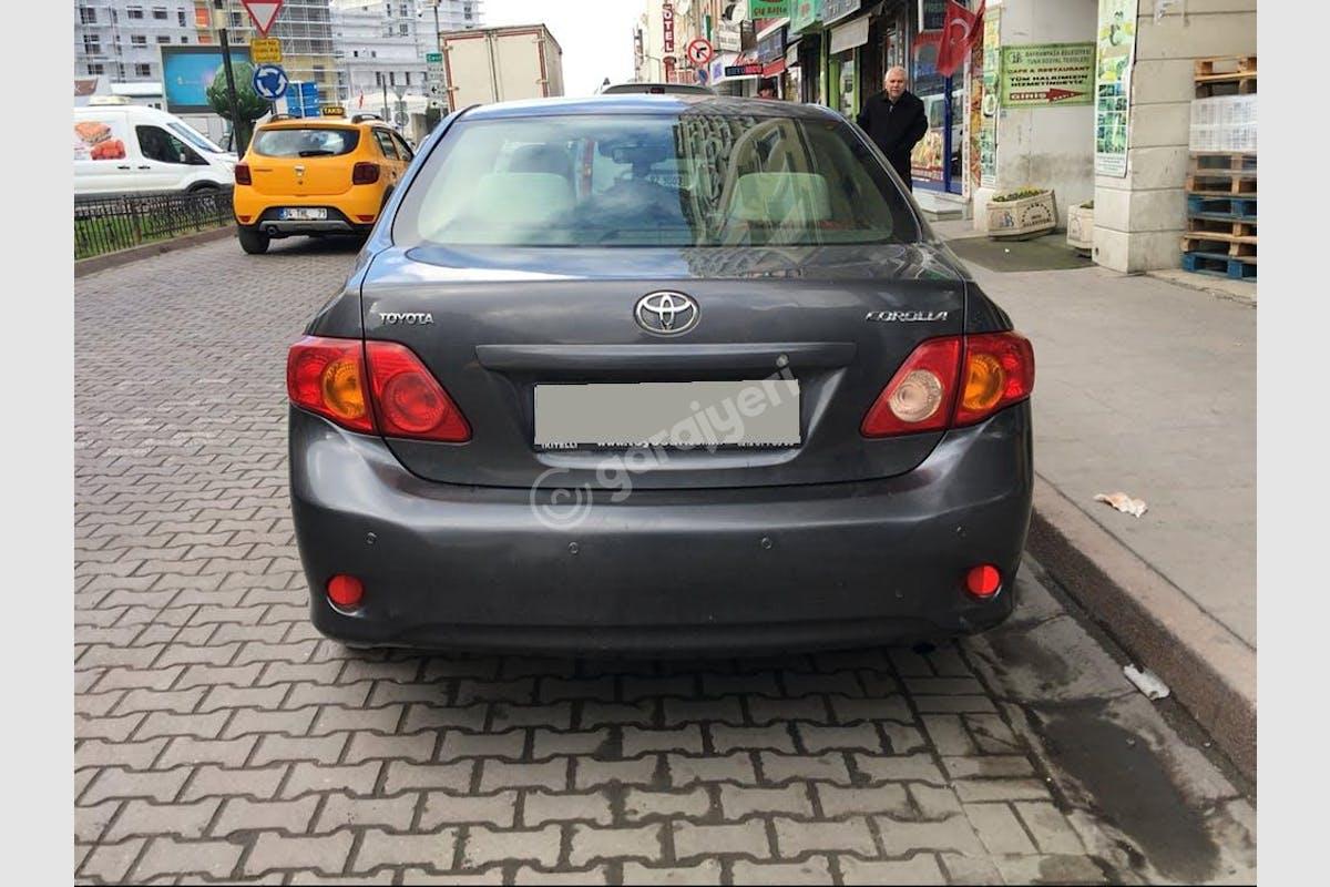 Toyota Corolla Başakşehir Kiralık Araç 5. Fotoğraf