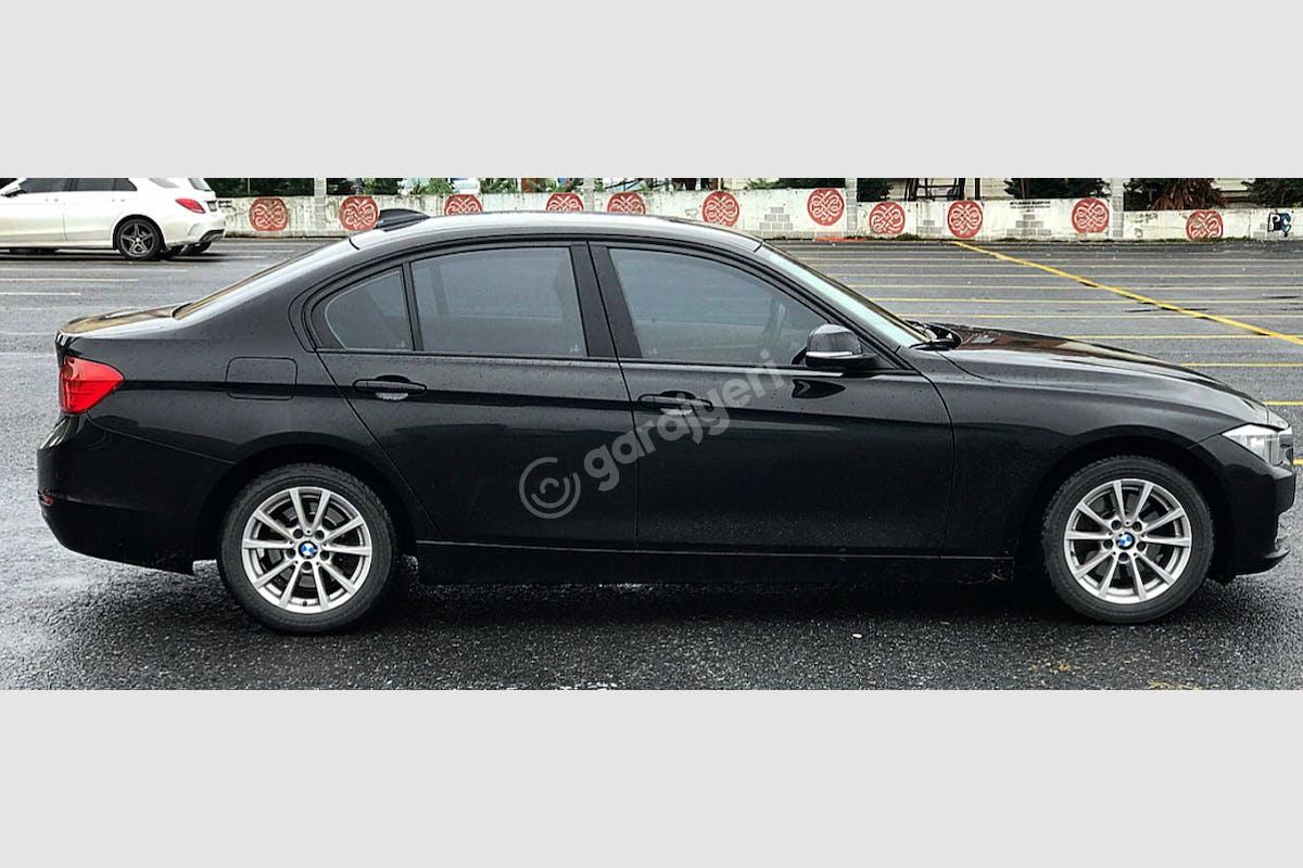 BMW 3 Beylikdüzü Kiralık Araç 5. Fotoğraf