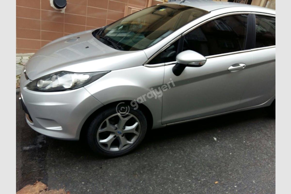 Ford Fiesta Bayrampaşa Kiralık Araç 2. Fotoğraf