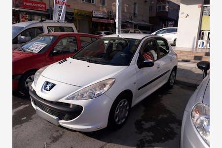 Kiralık Peugeot 206 Plus , İstanbul Kartal