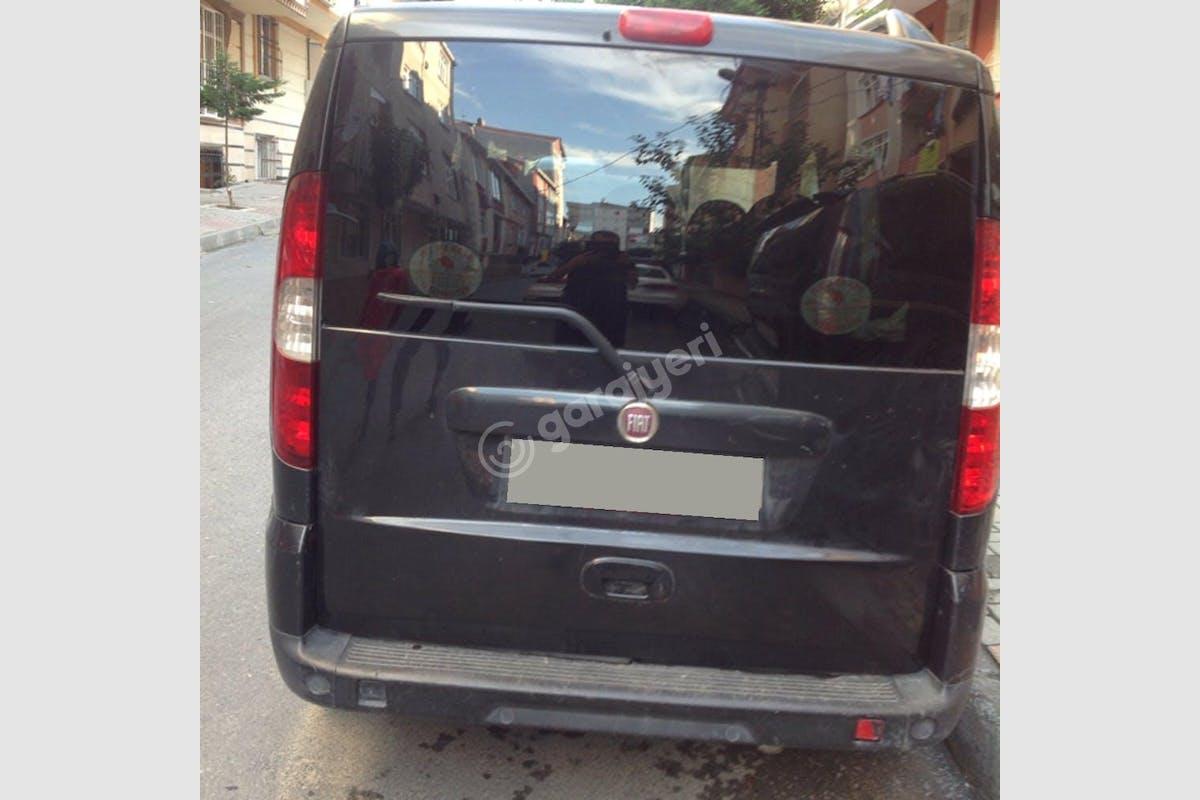 Fiat Doblo Küçükçekmece Kiralık Araç 8. Fotoğraf