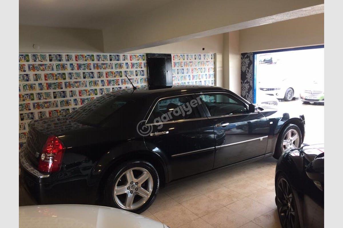 Chrysler 300c Bodrum Kiralık Araç 2. Fotoğraf