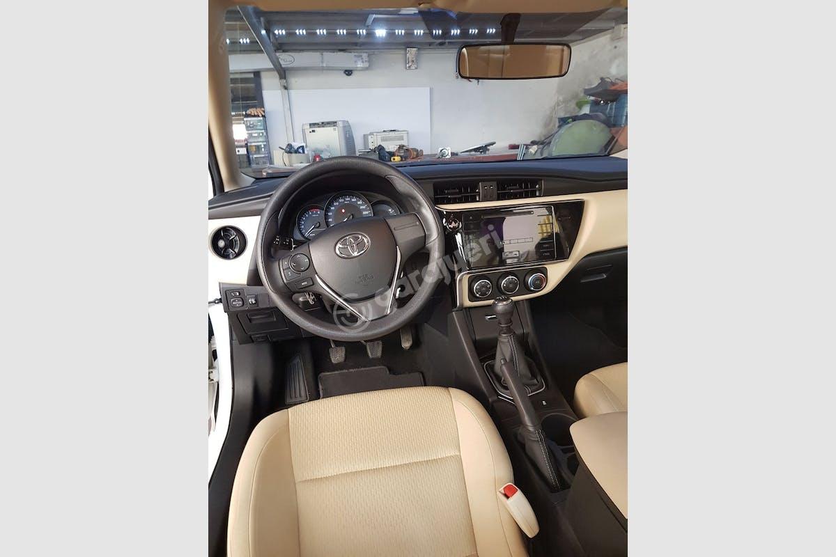 Toyota Corolla Yenimahalle Kiralık Araç 3. Fotoğraf