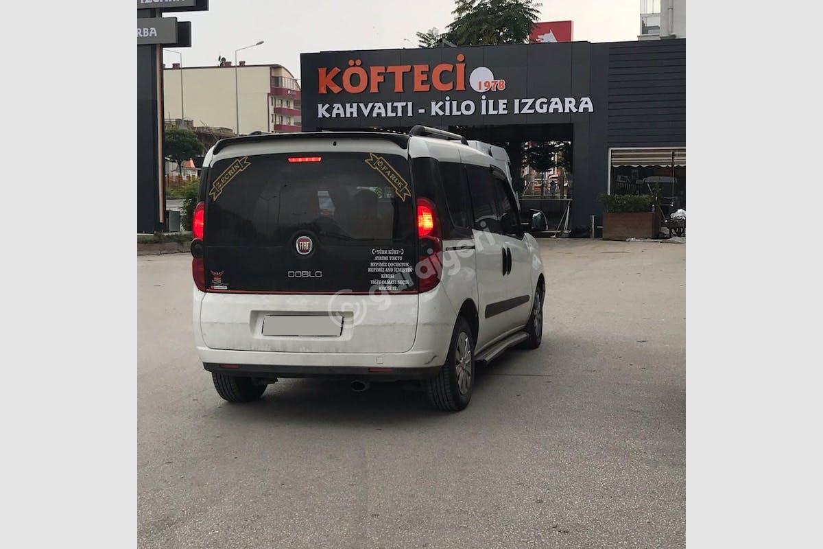 Fiat Doblo Kağıthane Kiralık Araç 4. Fotoğraf