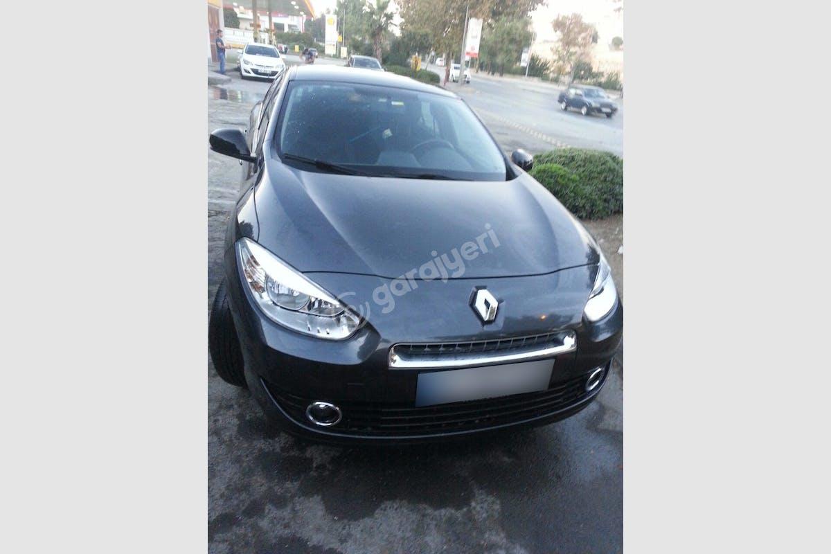 Renault Fluence Fatih Kiralık Araç 2. Fotoğraf