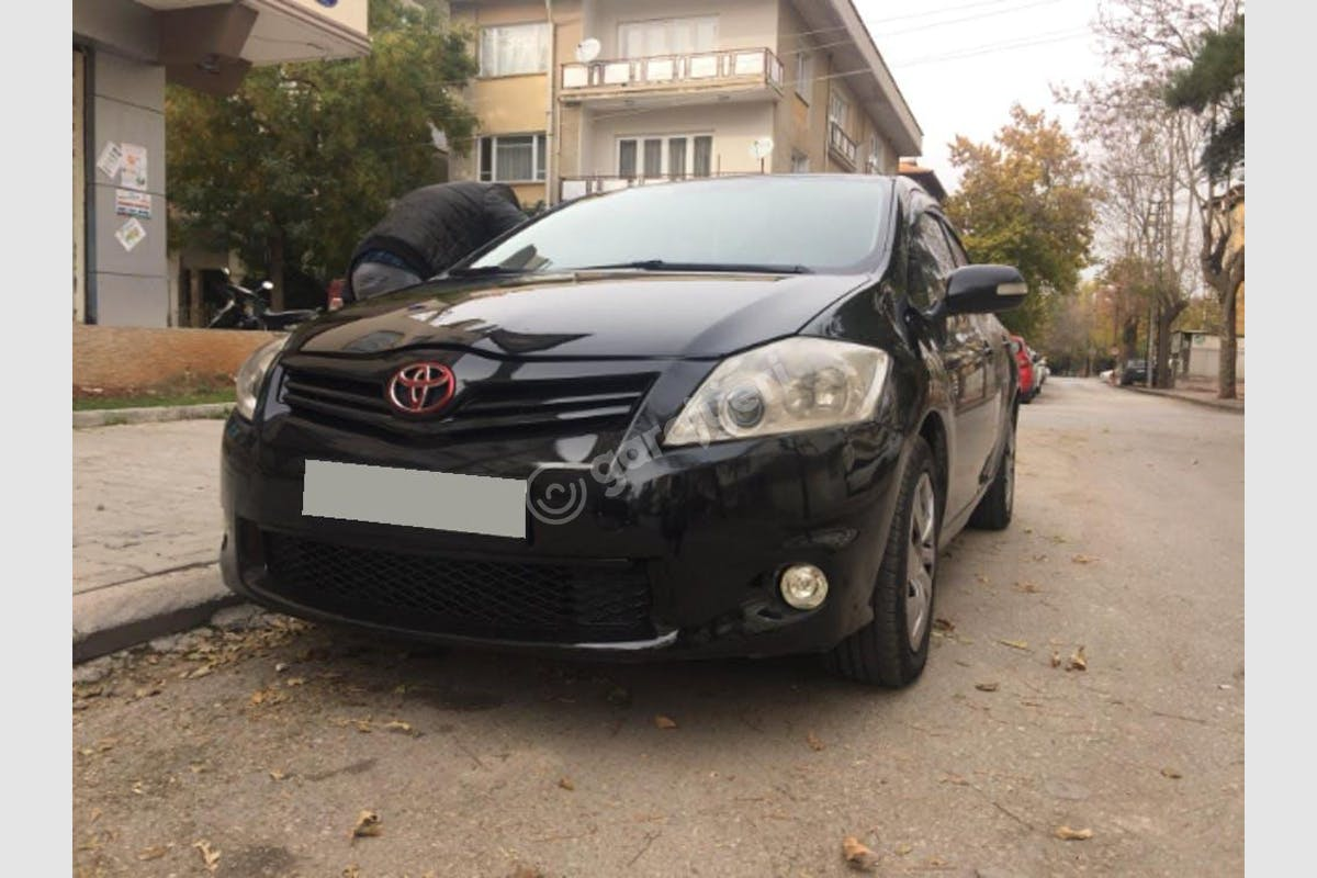 Toyota Auris Şahinbey Kiralık Araç 3. Fotoğraf