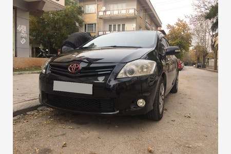 Kiralık Toyota Auris 2012 , Gaziantep Şahinbey