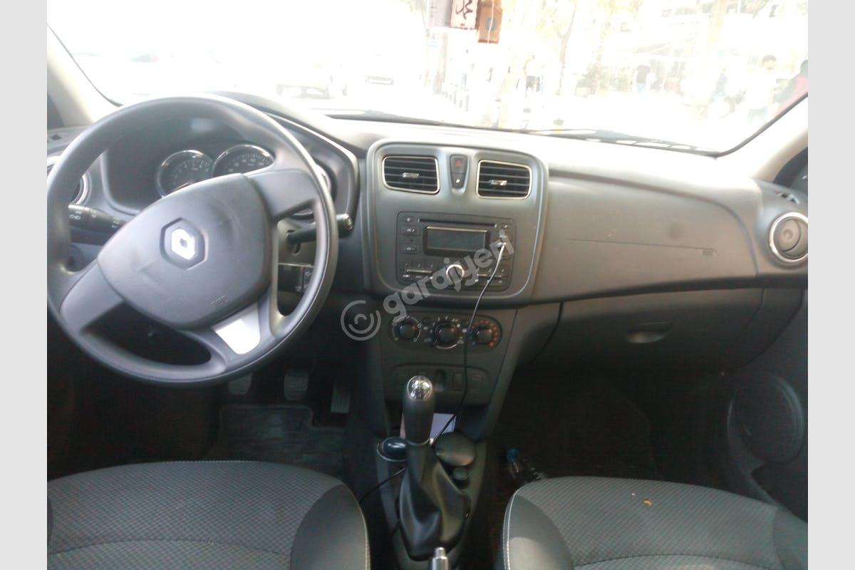 Renault Symbol Bağcılar Kiralık Araç 2. Fotoğraf