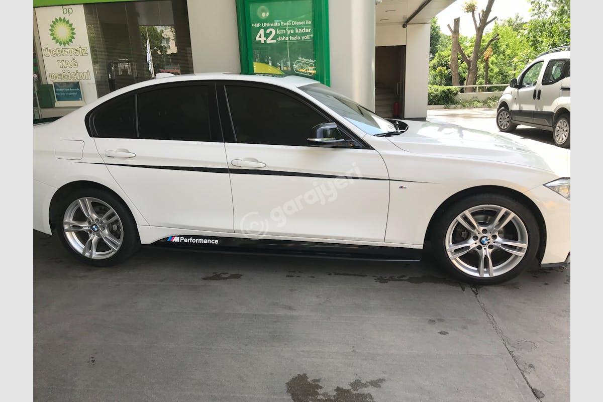 BMW 3 Güngören Kiralık Araç 1. Fotoğraf