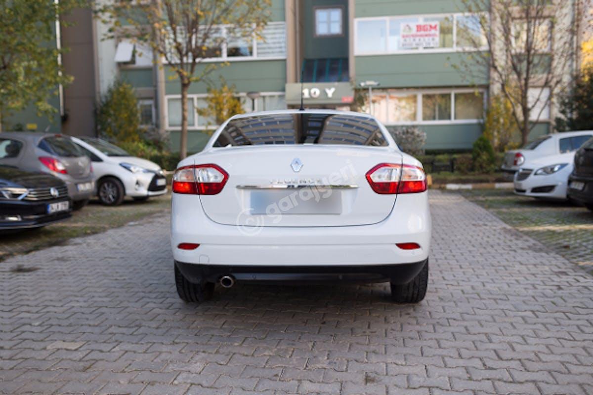 Renault Fluence Bakırköy Kiralık Araç 7. Fotoğraf