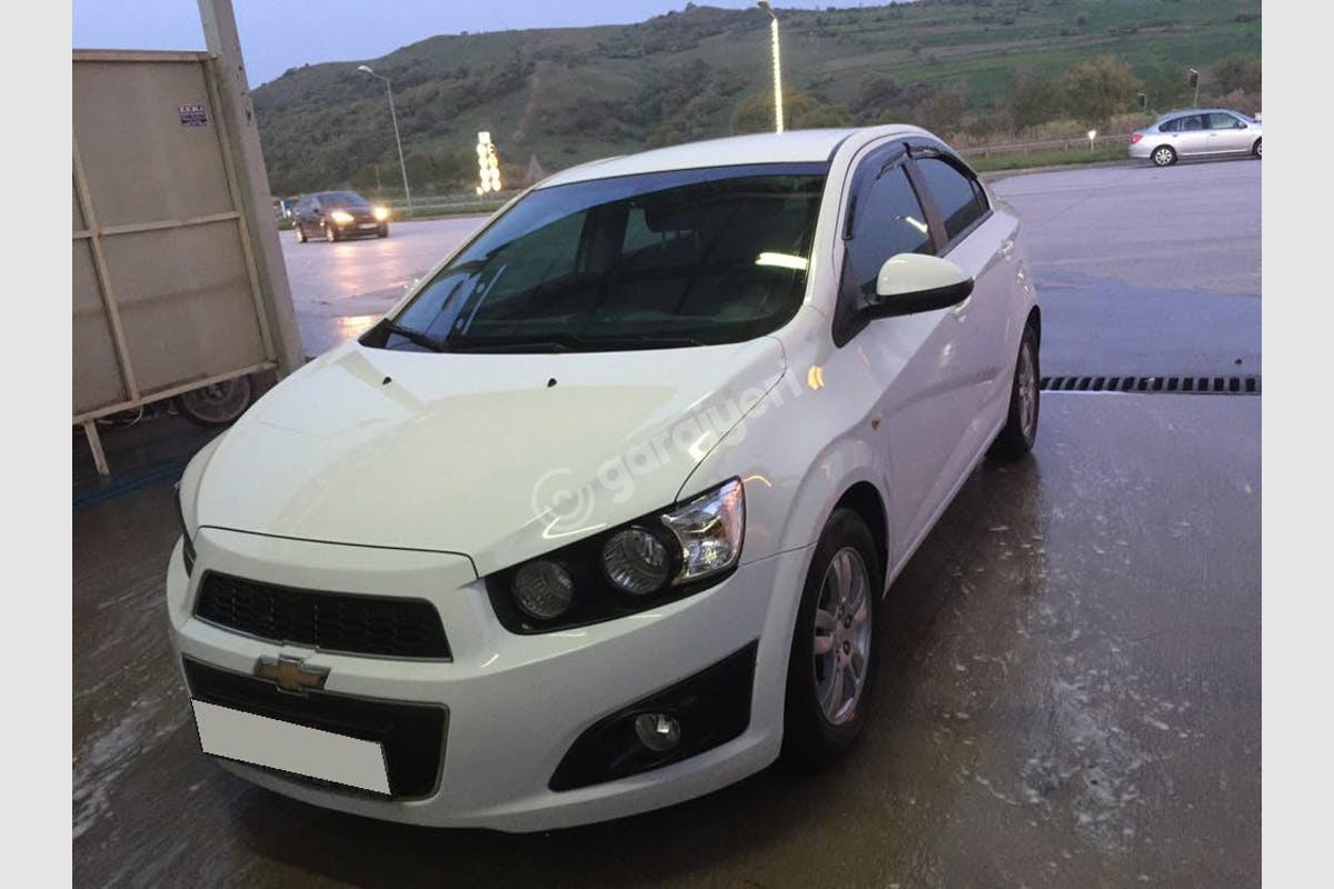 Chevrolet Aveo Gaziemir Kiralık Araç 2. Fotoğraf