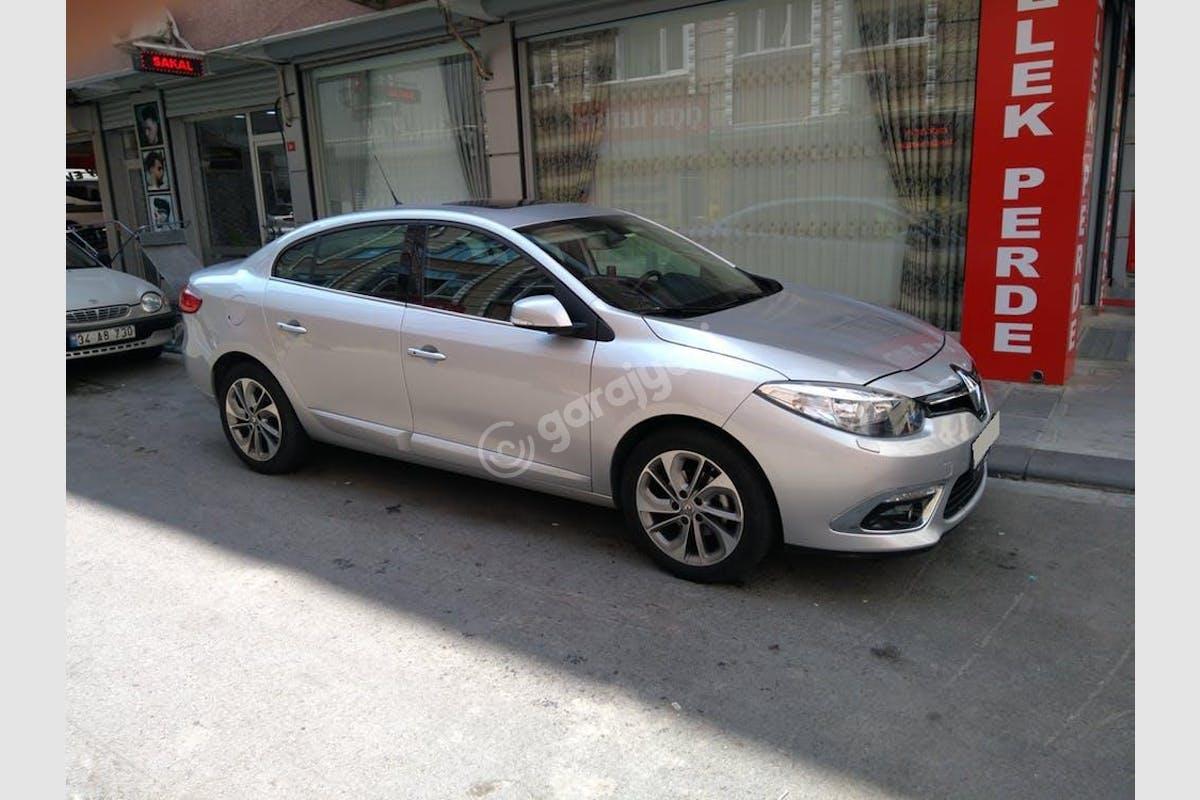 Renault Fluence Bayrampaşa Kiralık Araç 3. Fotoğraf