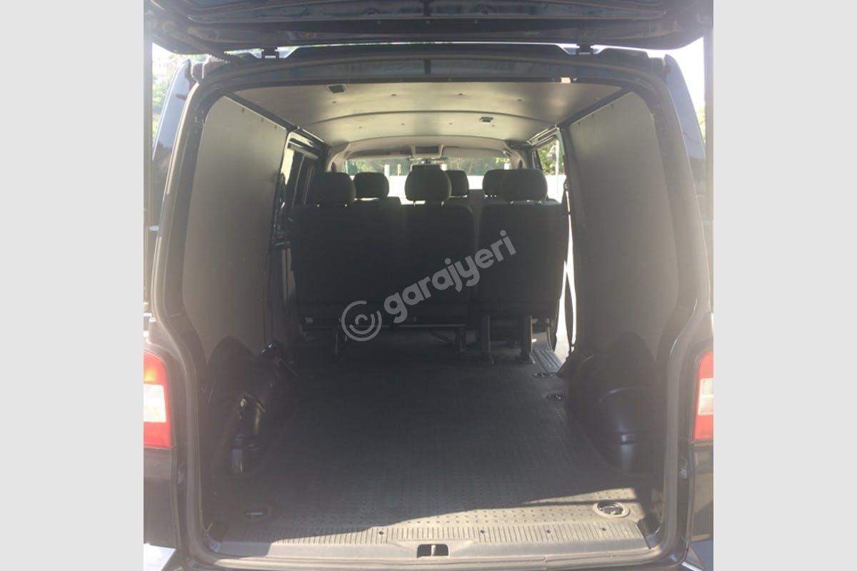 Volkswagen Transporter Sarıyer Kiralık Araç 8. Fotoğraf