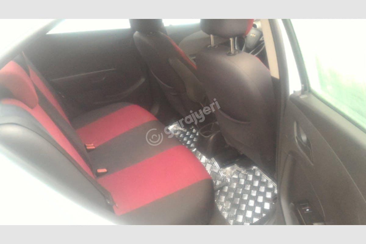 Chevrolet Aveo Esenyurt Kiralık Araç 8. Fotoğraf