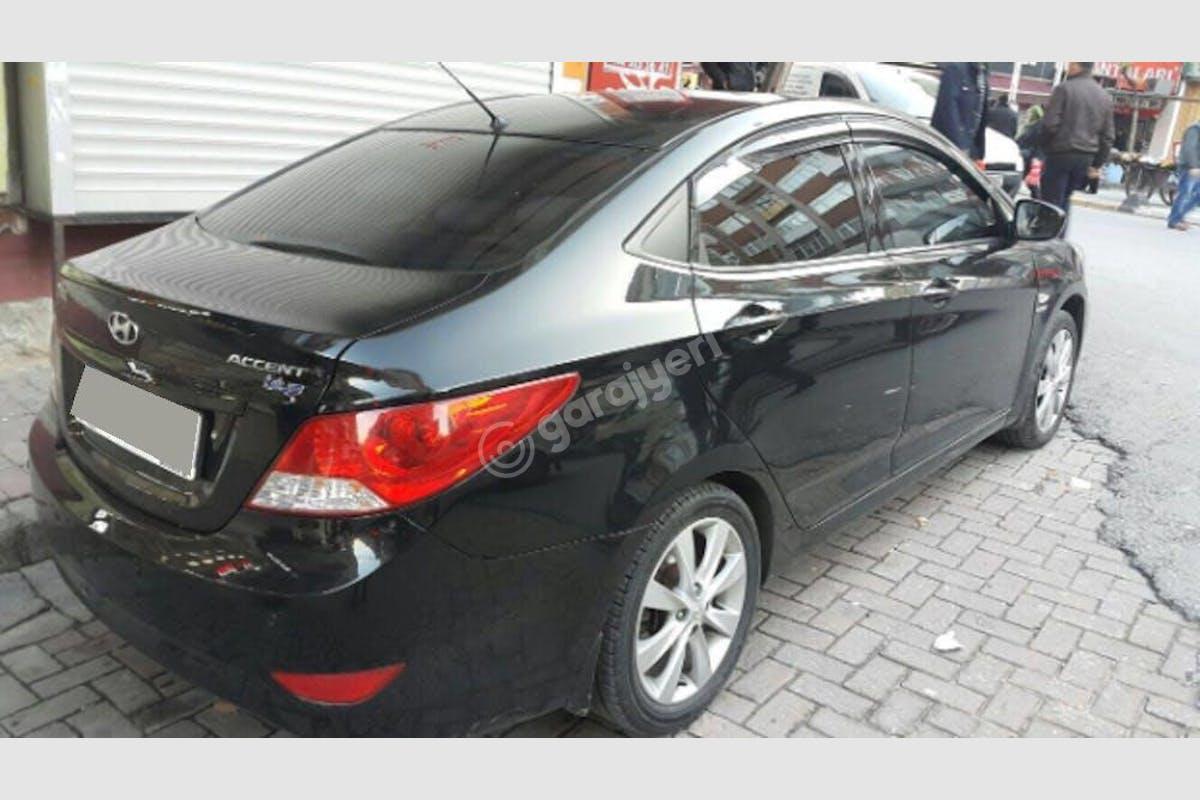 Hyundai Accent Bayrampaşa Kiralık Araç 2. Fotoğraf