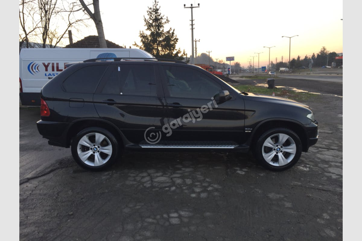 BMW X5 Kağıthane Kiralık Araç 6. Fotoğraf