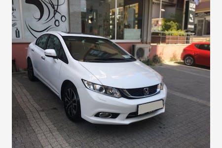 Kiralık Honda Civic 2014 , İstanbul Bakırköy
