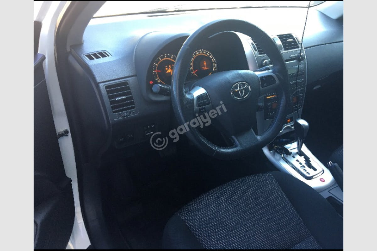 Toyota Corolla Pendik Kiralık Araç 6. Fotoğraf