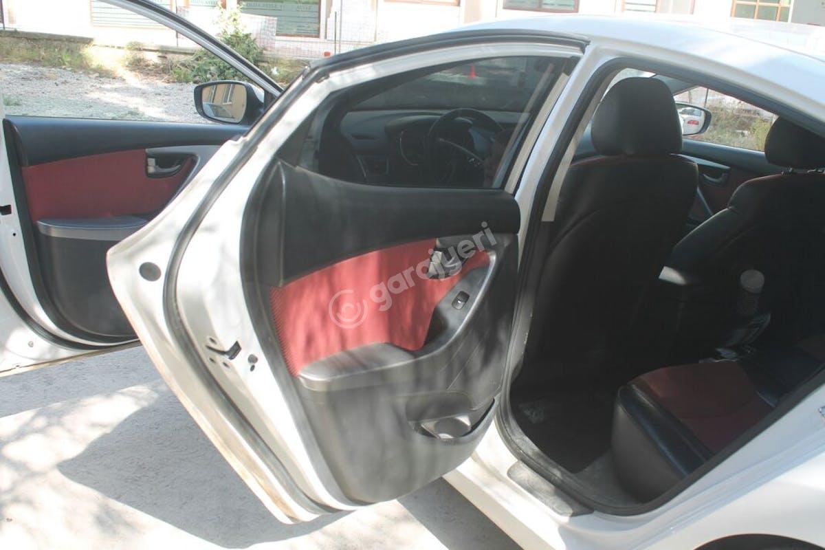 Hyundai Elantra Tuzla Kiralık Araç 2. Fotoğraf