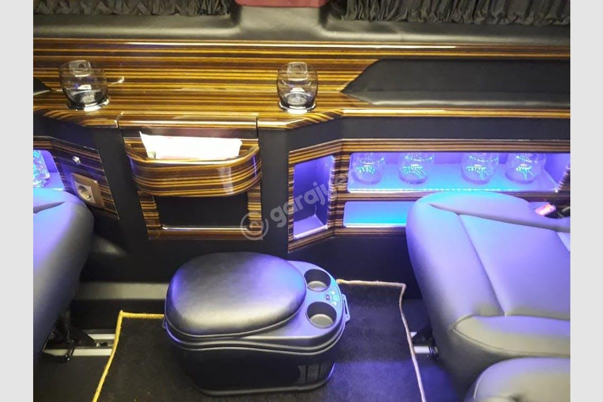 Mercedes - Benz Vito Sultangazi Kiralık Araç 1. Fotoğraf
