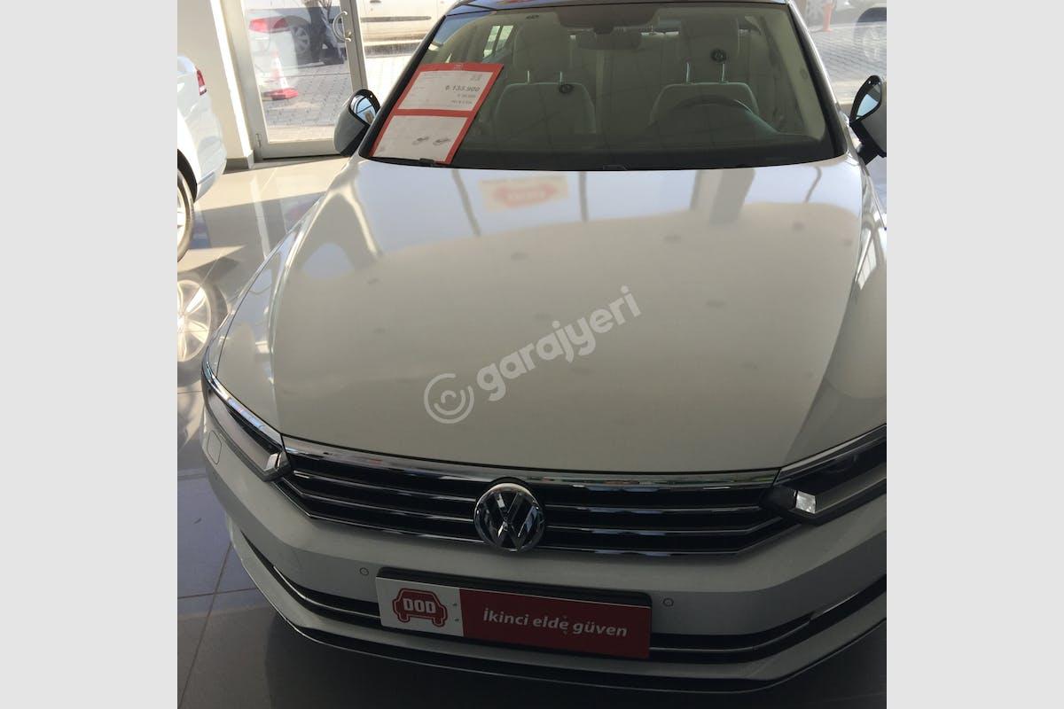 Volkswagen Passat Sur Kiralık Araç 1. Fotoğraf
