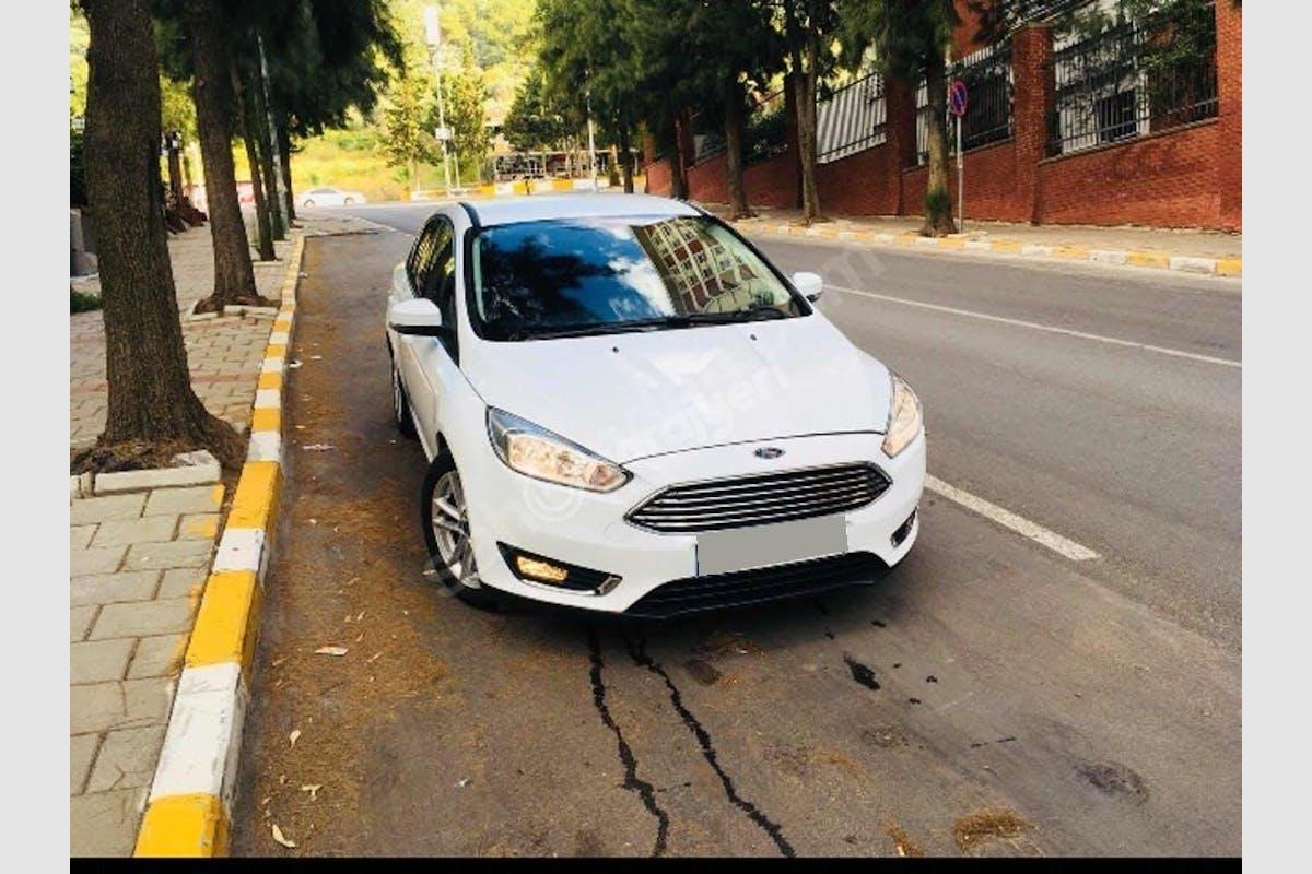 Ford Focus Buca Kiralık Araç 3. Fotoğraf