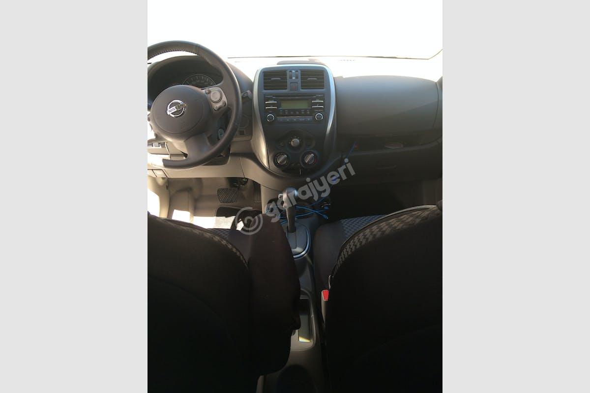 Nissan Micra Pendik Kiralık Araç 5. Fotoğraf