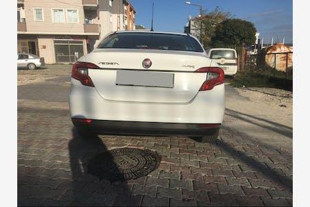 Kiralık Fiat Egea 2017 , İstanbul Büyükçekmece
